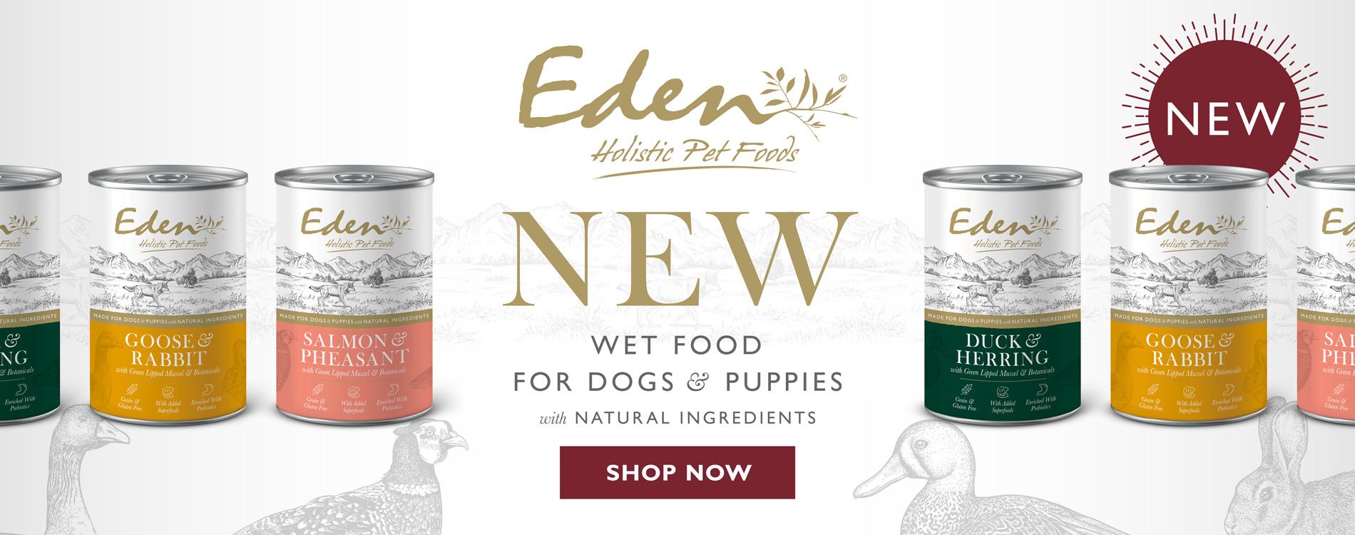 Eden Wet Dog Food