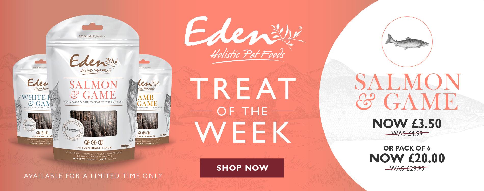 Eden Treat of the week
